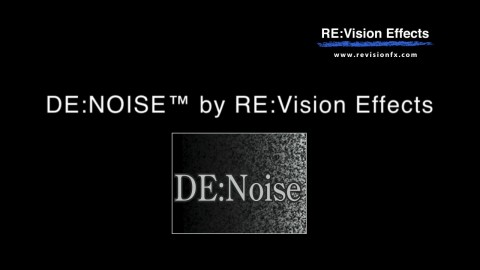DE:Noise Overview Reel