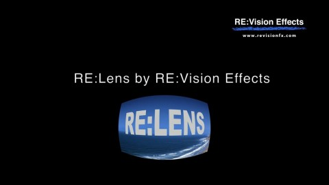 RE:Lens - RE:Vision Effects