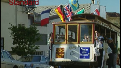 Cable Car footage