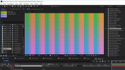 Color LUT handling in RE:Grade