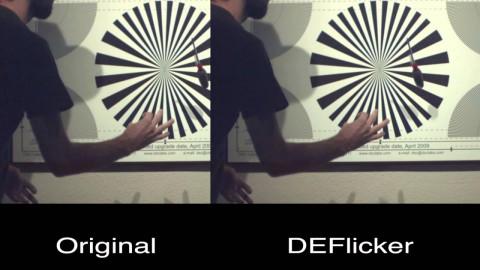 RevisionFX DEFlicker 1.5.1 破解版 –  AE视频去闪烁修复插件-爱情守望者