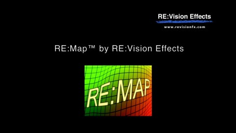 RE:Map - RE:Vision Effects